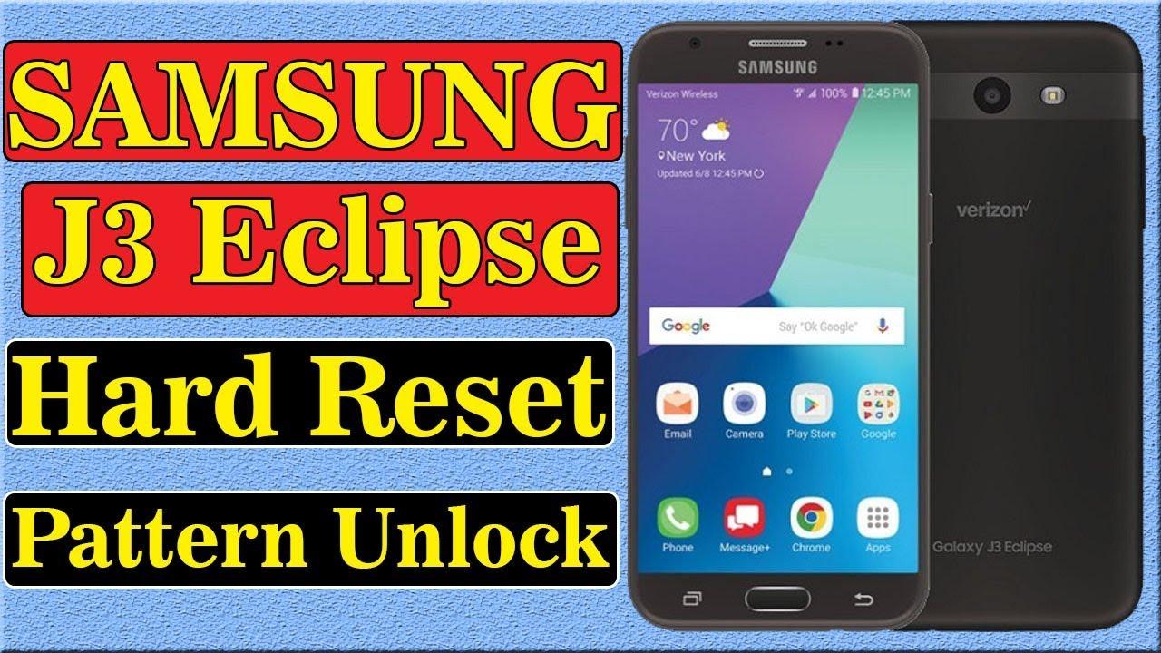 Mobile Info: Samsung Galaxy J3 Pro Reset