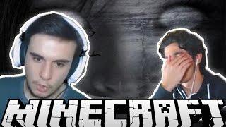 KORKMUYORUZ!! | MİNECRAFT KORKU HARİTASI w/Minecraft Evi