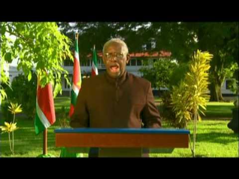 Suriname: Statement 2009 UN Climate Change Summit