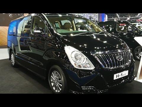 NEW Hyundai H1 elite 2017 2.5 Diesel Black  1,499,000