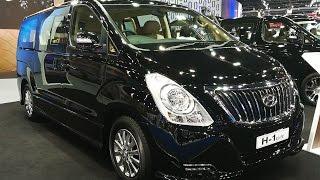 NEW Hyundai H1 elite 2017 2.5 Diesel Black  1,499,000  смотреть