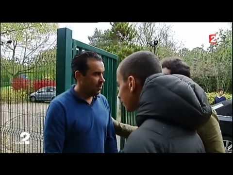 Reportage Stade2 sur le recrutement de jeunes talents