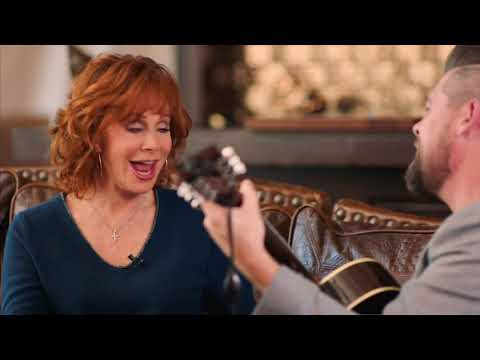 Reba McEntire & Jason Crabb -  Amazing Grace -   ( Dec 2017 )