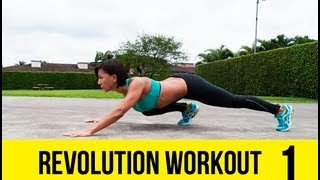 Fitness Workout Revolution 1