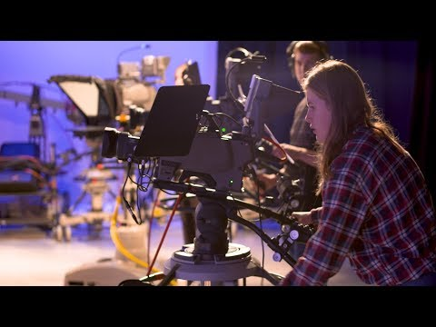 Film and Television Production (BSc)