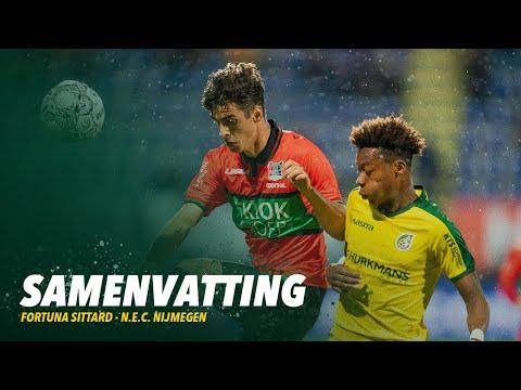 Sittard Nijmegen Goals And Highlights