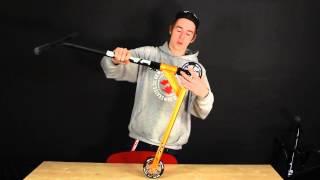 Crisp Ultima 125 Scooter Explained | Skates.co.uk | Crisp Scooters