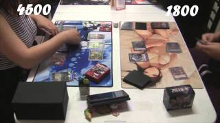 [FoWTCG]: Miki Chong (Rush) vs Trung Do (Revive from the Dead) - Asia Grand Prix 2015 - G2