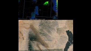 3/17/2014 -- Large Explosion at New Mexico base sends plume towards Amarillo, TX