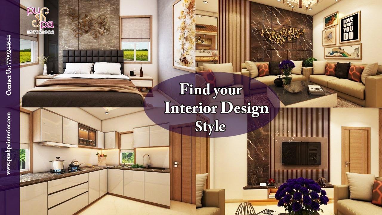Ethnic Antique Interior Flat Designs | Interior Designed by Pushpa Interiors