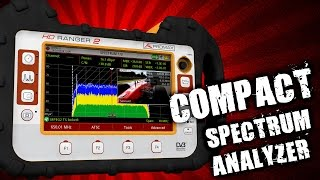 hd ranger 2 the new generation of all in one handheld spectrum analyzers