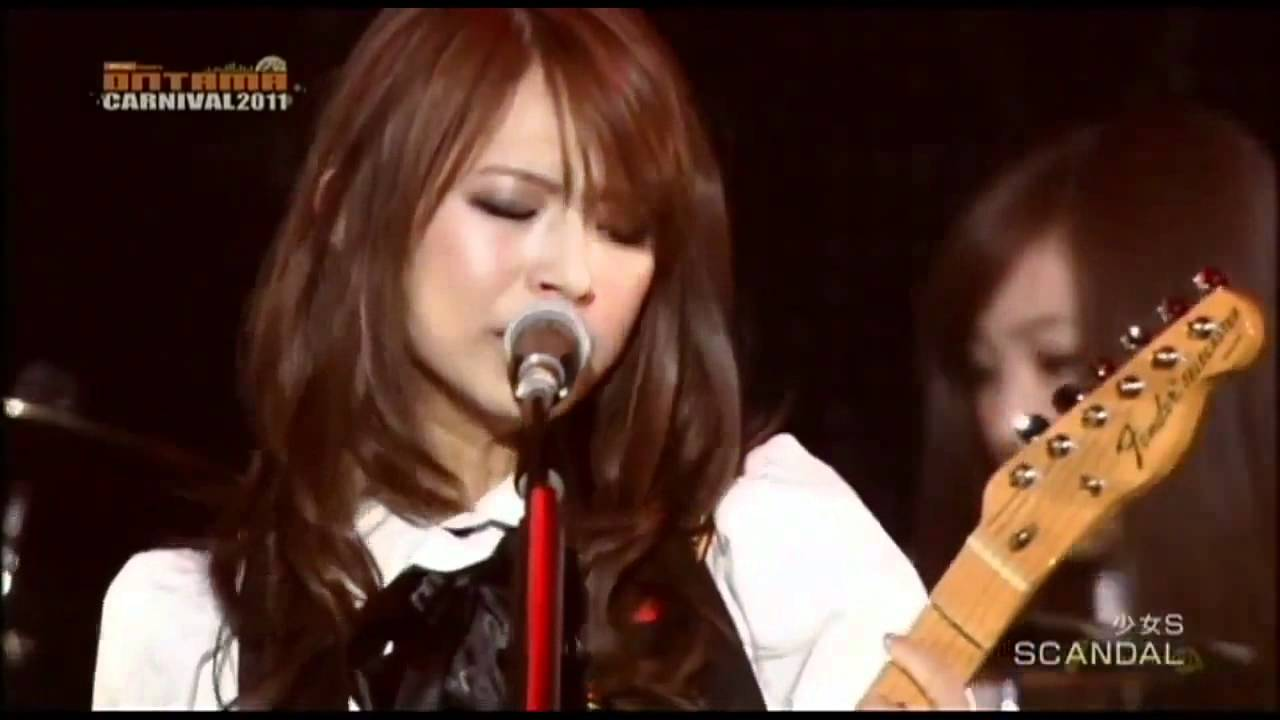 Scandal - Shoujo S (少女S) [Live].mp4 - YouTube