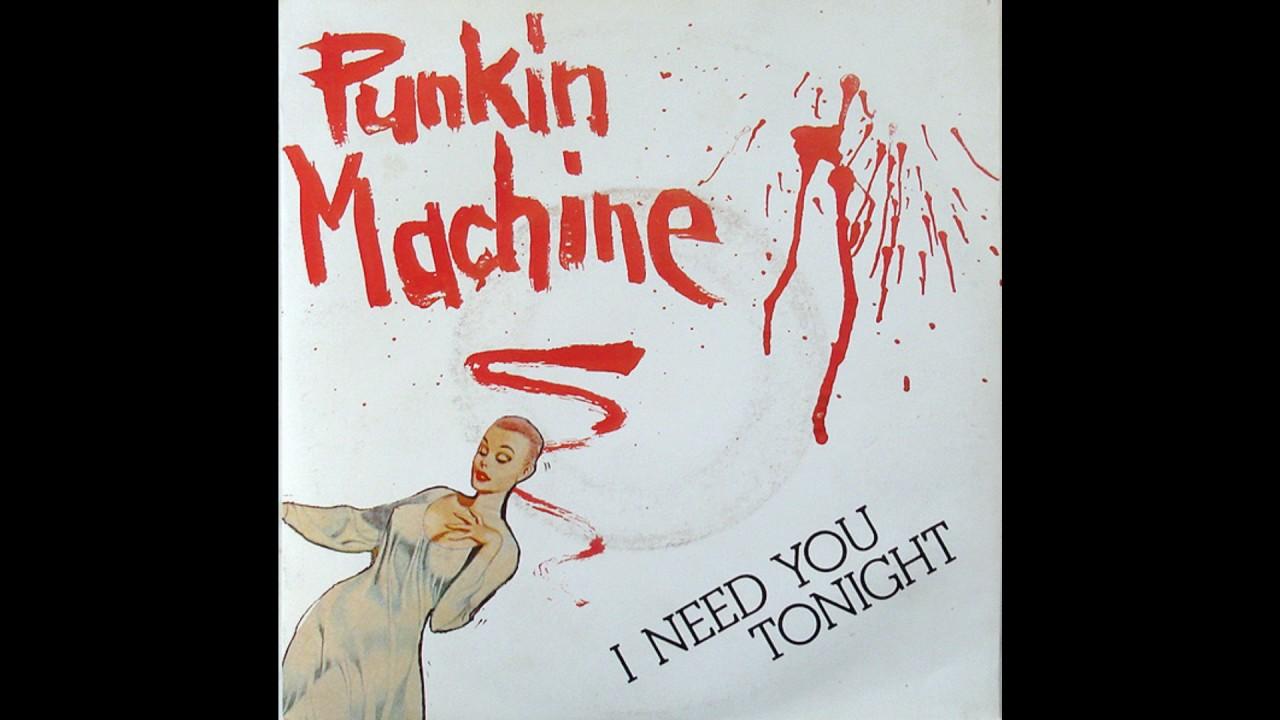 punkin machine