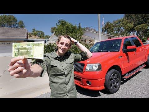 你相信这个小伙在美国用2块钱换了什么麽?!