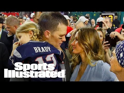 NFL: Could Tom Brady, Gisele Bündchen Change Concussion Conversation? | SI NOW | Sports Illustrated