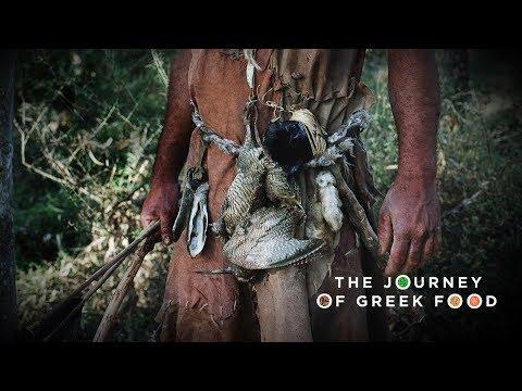 Journey of Greek Food - Episode 1, ENGLISH