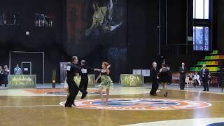 Ча-ча-ча (E класс Сеньоры) 22.04.2018 Танцующий мир - 2018
