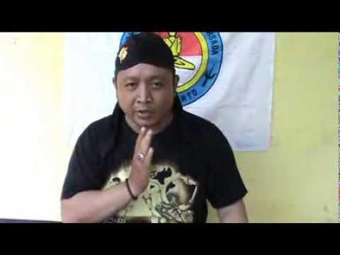 Presentasi Keris Semar Mesem - Mas Eko Bhakti Persada