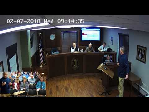 Umatilla County Board of Commissioner Meeting 02/07/2018