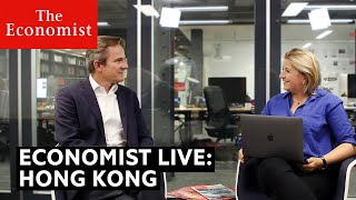 Hong Kong Protests: The Economist live Q&A