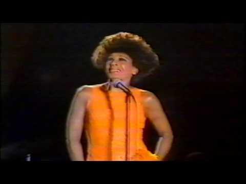 Shirley Bassey -Sydney concert 1978-