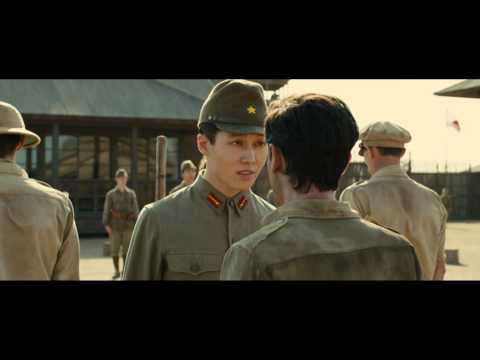 Unbroken  Exclusive  With Jack O'Connell, Luke Treadaway & Cast