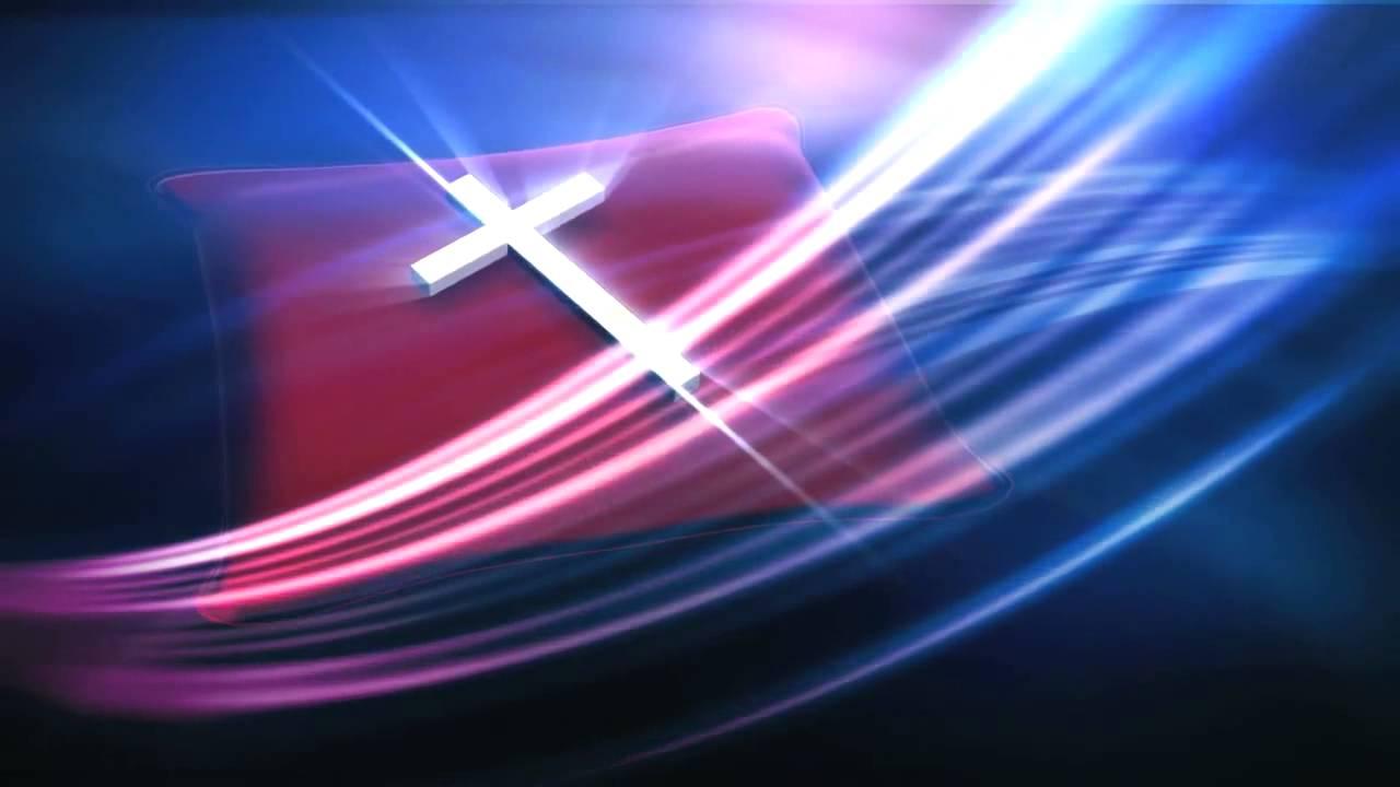 Fondo Background Cruz Cristiana 8 - YouTube