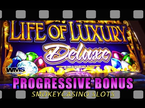 Life of Luxury Progressive Slot - Play Online for Free Now