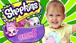 Shopkins 5 season Шопкинс 5 сезон Игровой набор с фигурками Shopkins