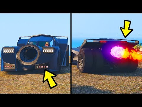 12 THINGS YOU NEED TO KNOW ABOUT THE NEW VIGILANTE DLC CAR IN GTA 5 ONLINE!