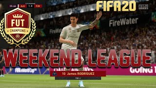FIFA 20: FUT Champions Weekend League 🔥 Highlights