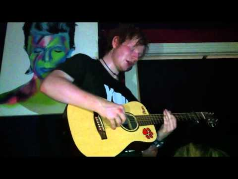 Ed Sheeran - Firefly at Mad Ferret Preston