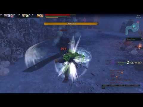 Vindictus scroll farm - Kai ( solo )