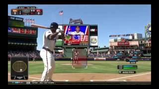 Atlanta Braves vs Baltimore Orioles|MLB 14 The Show
