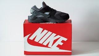 Обзор кроссовок Nike Air Huarache Run SE