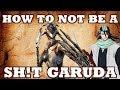 How to Garuda  - The Savvy Savage