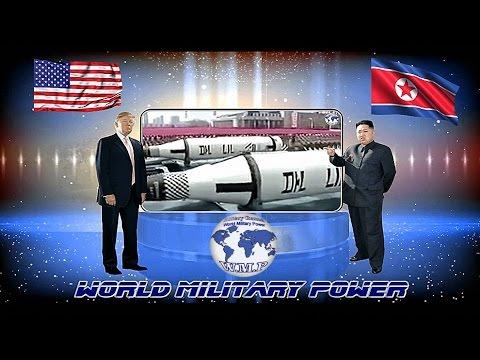 US & South Korea VS North Korea Military Power Comparison | Who Would Win? 2017