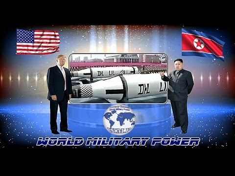 USA & South Korea VS North Korea Military Power Comparison ...