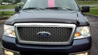 2004 Ford F150 Lariat, Crew cab 4dr, 4x4, 5.4 V8, Power sun roof!!!