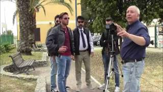 Malaspina : backstage minacce a Don Giuliano
