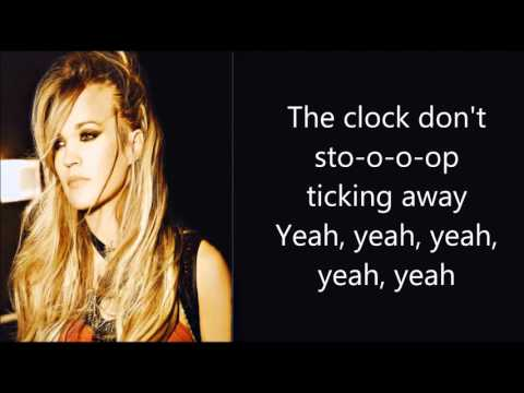 Clocks Don't Stop - Carrie Underwood
