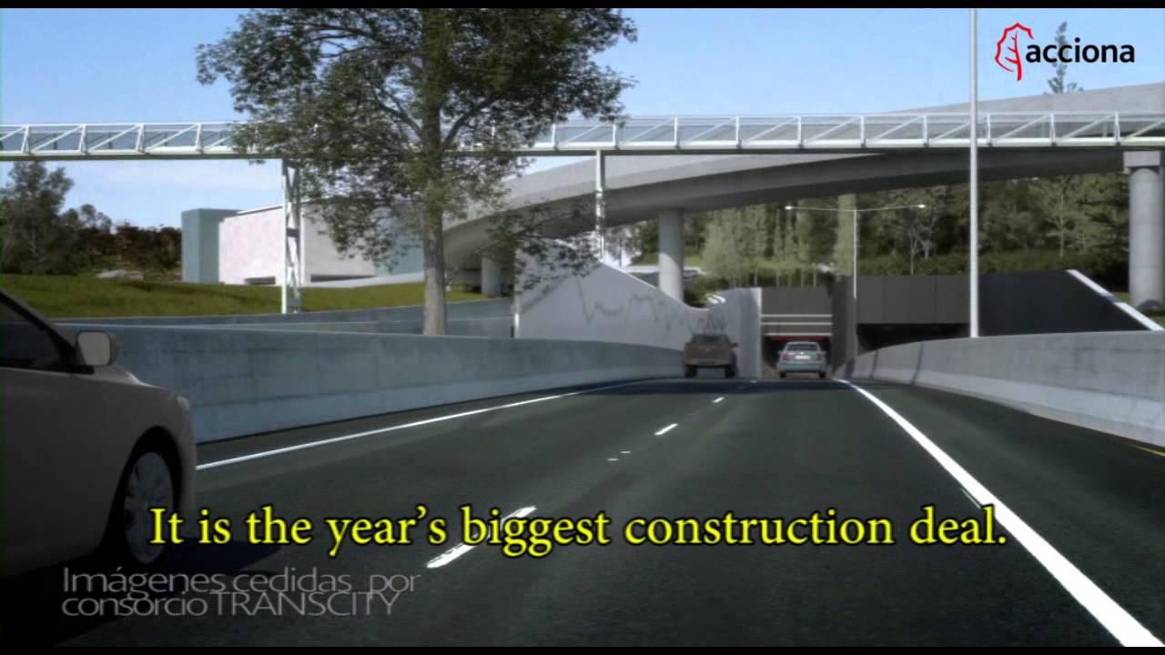 Legacy Way Tunnel in Brisbane, Australia | ACCIONA