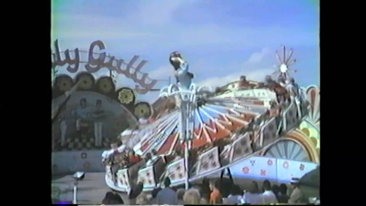 Clinton County Fairgrounds  7-29-87