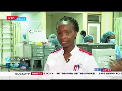 Doctor's diary: Focus on Lilian Nyatome and Everlyne Osinde, Nurses, Nairobi Hospital  Health Digest