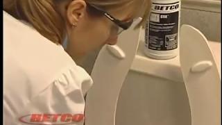 ABM Education: Restroom Sanitation Training