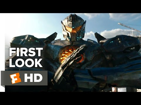 Pacific Rim: Uprising Tokyo Comic-Con 2017 Reel (2018) | Movieclips Full onlines