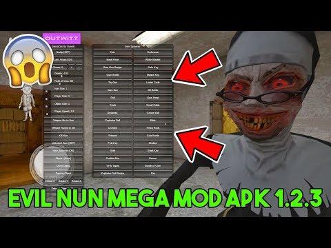 download evil nun mod apk 1.6.2