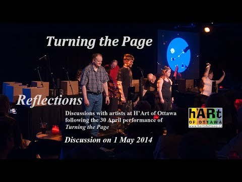 Turning the Page - Reflections - May 1