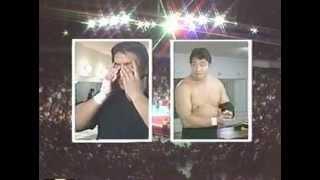日本プロレス界トップ同士対決が遂に実現! 1985年11/4 大阪城ホール。