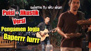 JIKUSTIK - PUISI COVER BY TRI SUAKA MUSISI JOGJA PROJECT